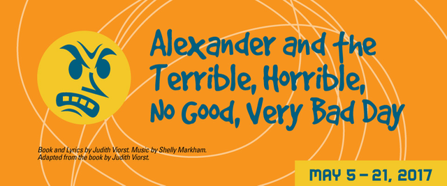 YPC's Alexander and the terrible horrible no good very bad day